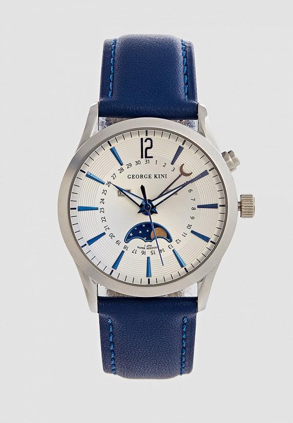 женские часы george kini, синие