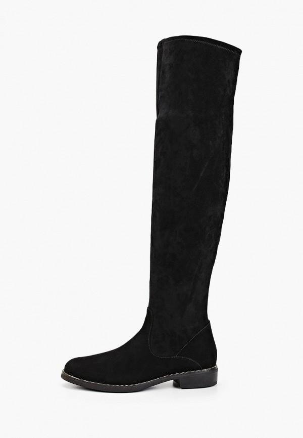 женские ботфорты pazolini, черные
