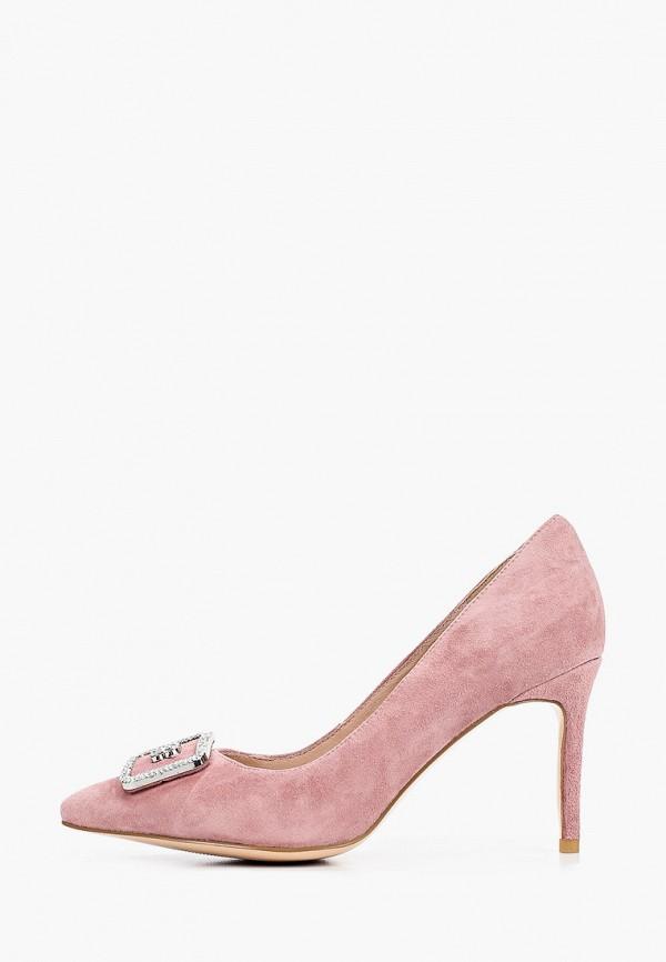женские туфли-лодочки stivalli, розовые