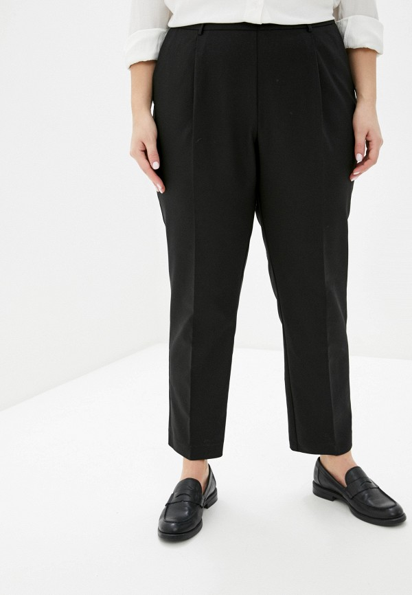 женские классические брюки incity, черные