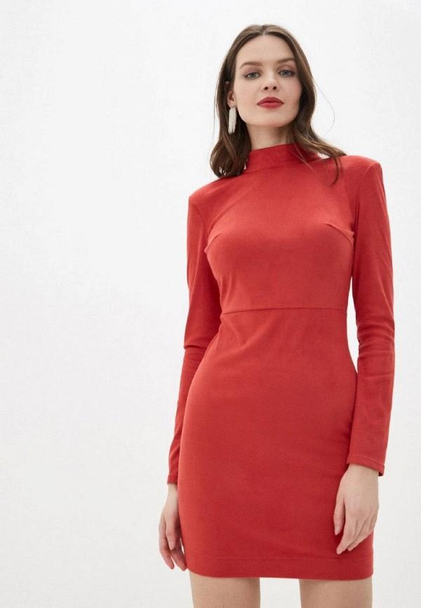 женское платье gepur, красное