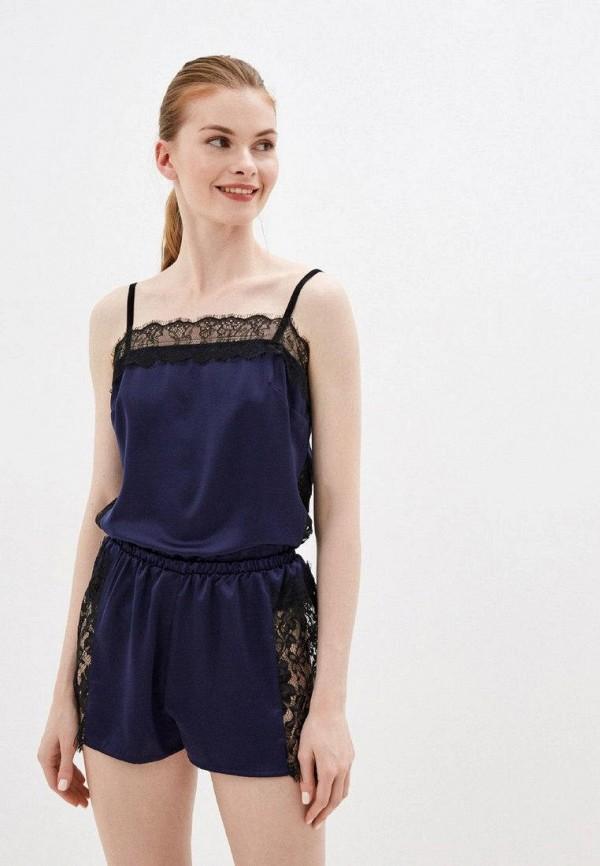 женская пижама gepur, синяя