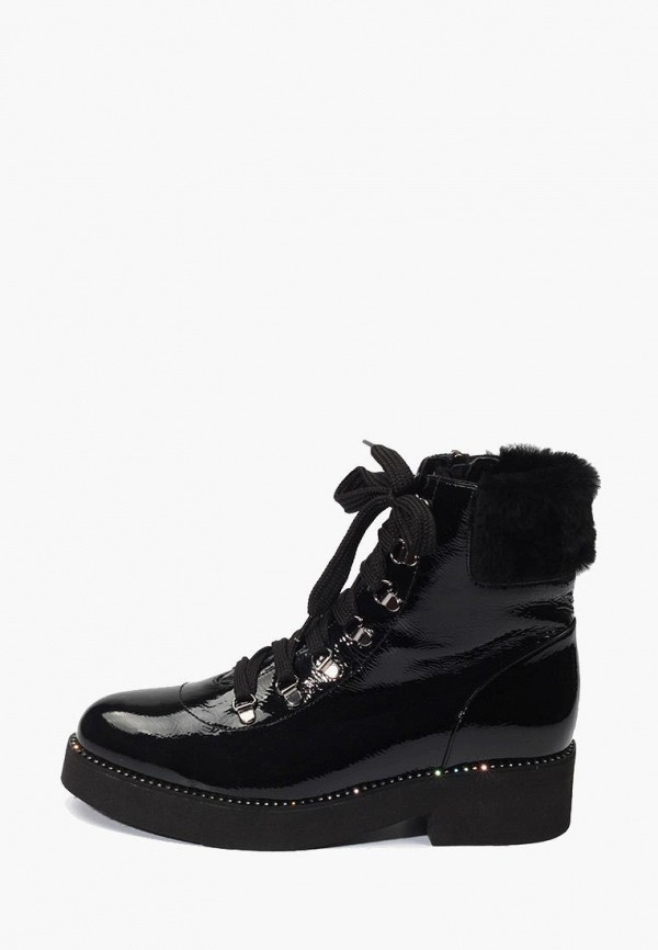 женские ботинки hotic, черные