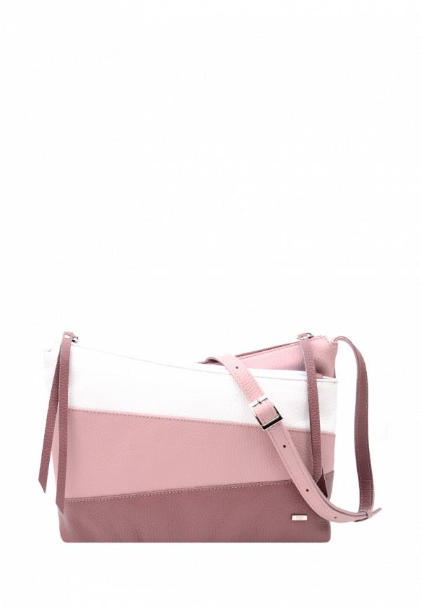 женская сумка через плечо esse, разноцветная