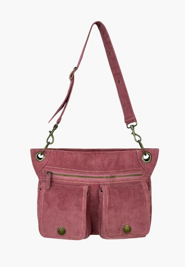 женская сумка episode, розовая