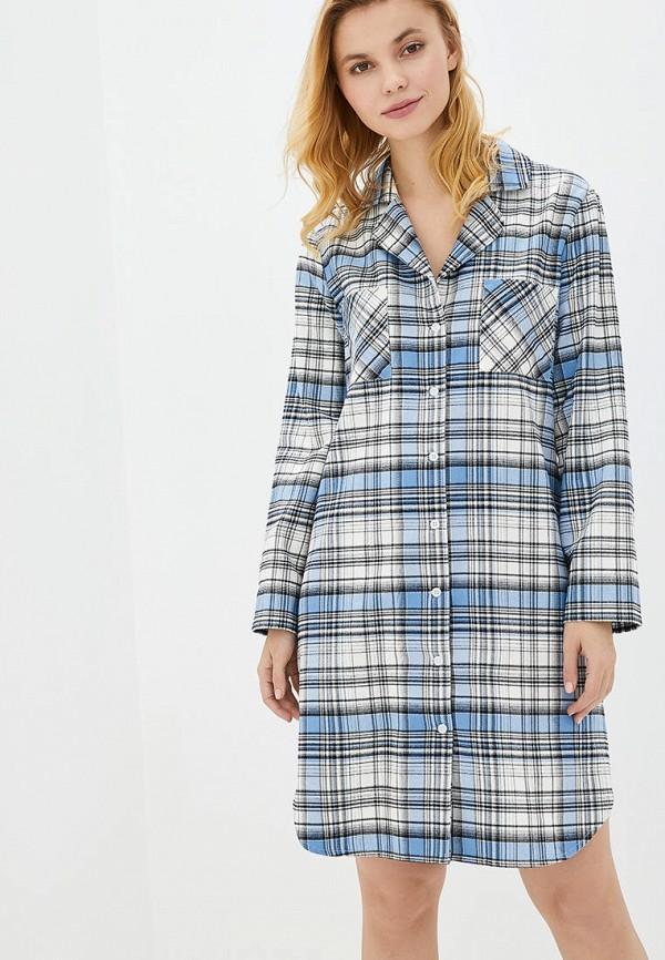 женское платье german volf, голубое