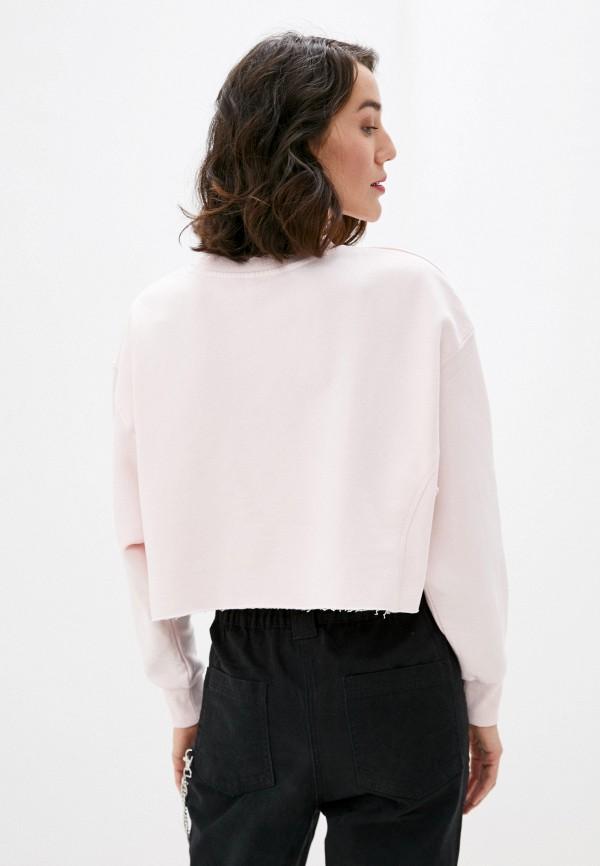 Фото 3 - Свитшот Befree розового цвета