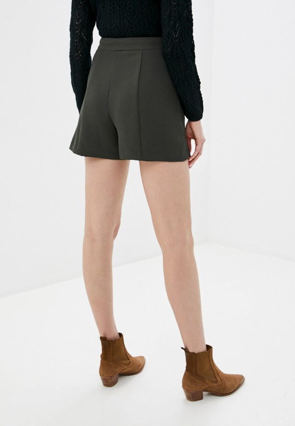Фото 3 - Женские шорты Befree цвета хаки