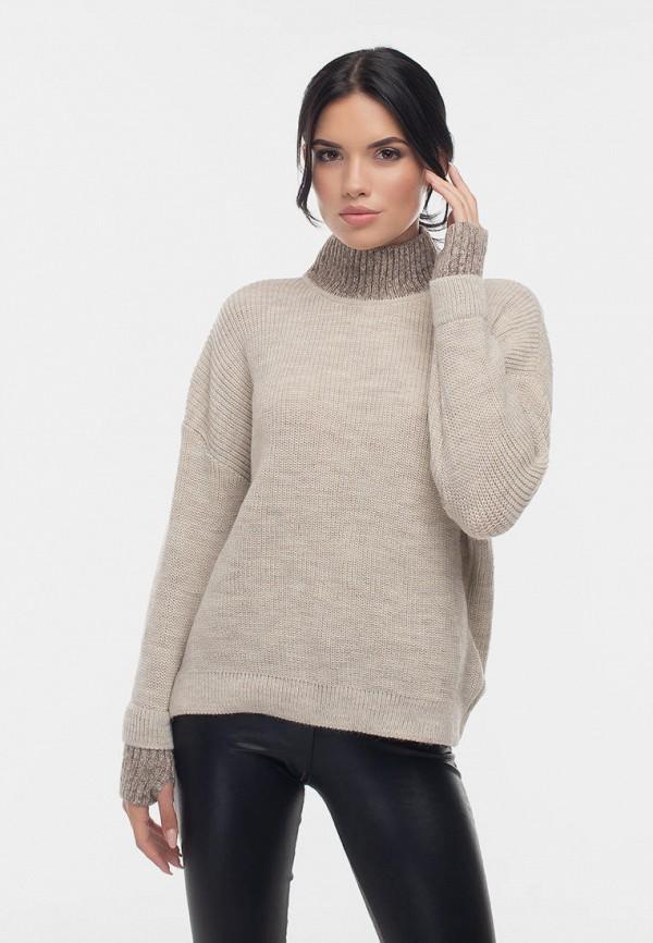 женский свитер svtr, бежевый