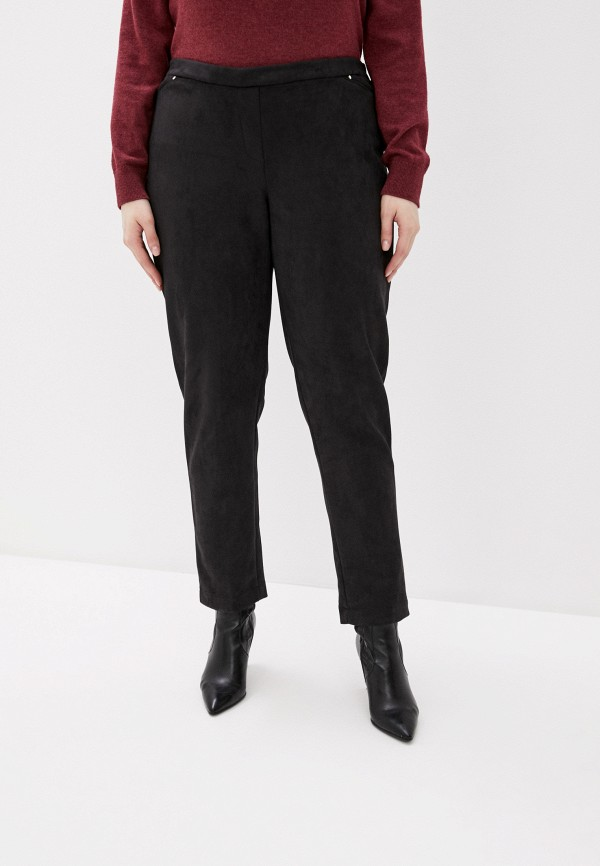 женские повседневные брюки prewoman, черные
