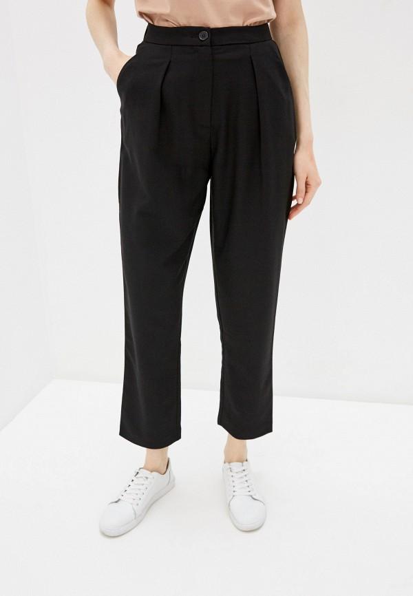 Фото - Женские брюки Befree черного цвета