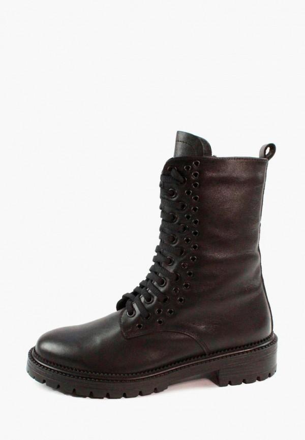 женские ботинки it-girl, коричневые