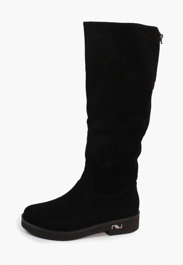 женские сапоги it-girl, черные