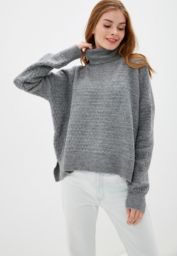 женский свитер incity, серый
