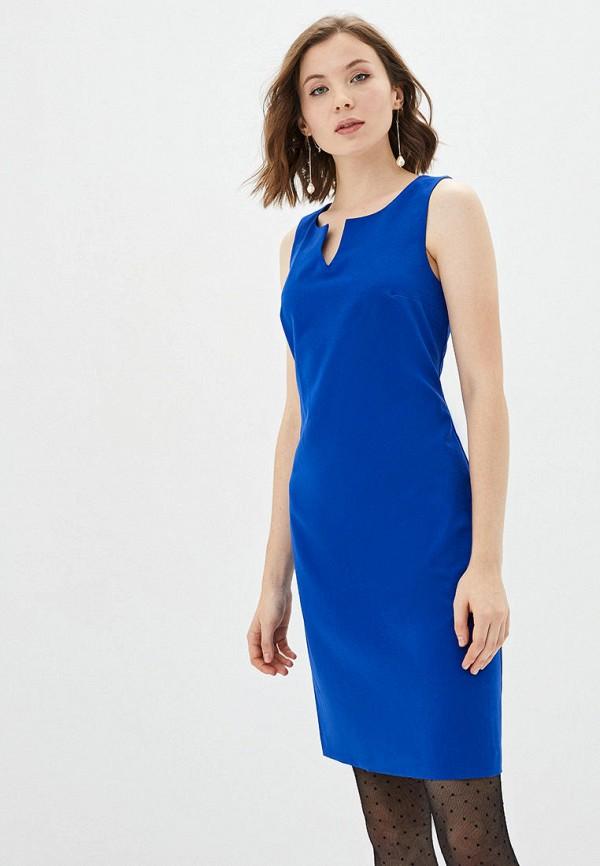 женское повседневные платье jhiva, синее