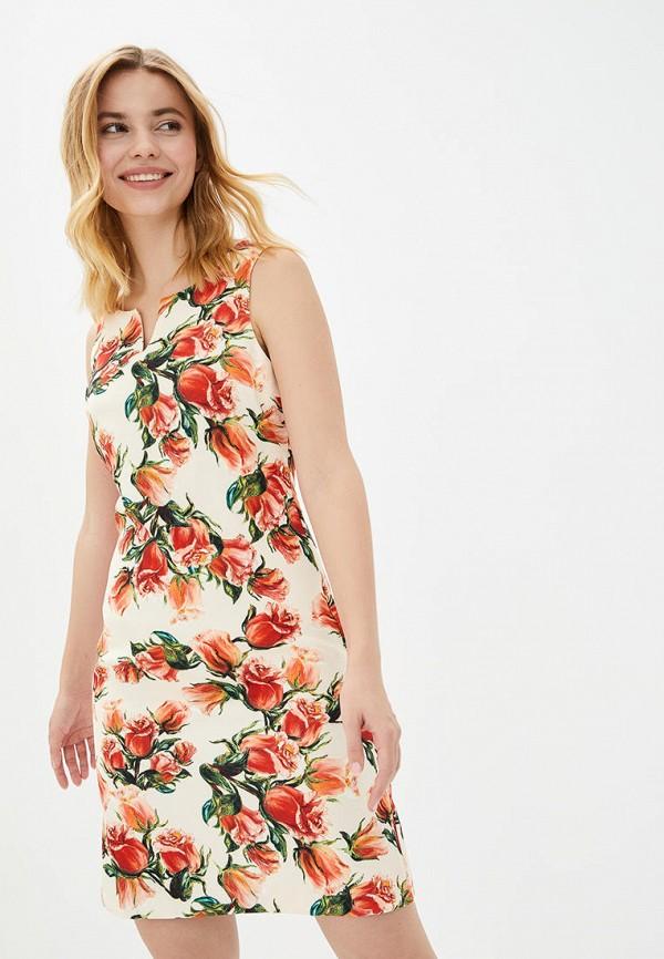женское повседневные платье jhiva, белое