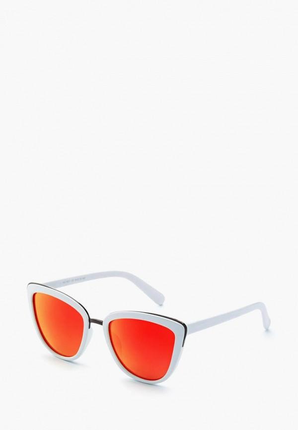 женские солнцезащитные очки alberto casiano, белые