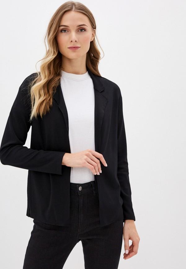 женский пиджак tezenis, черный