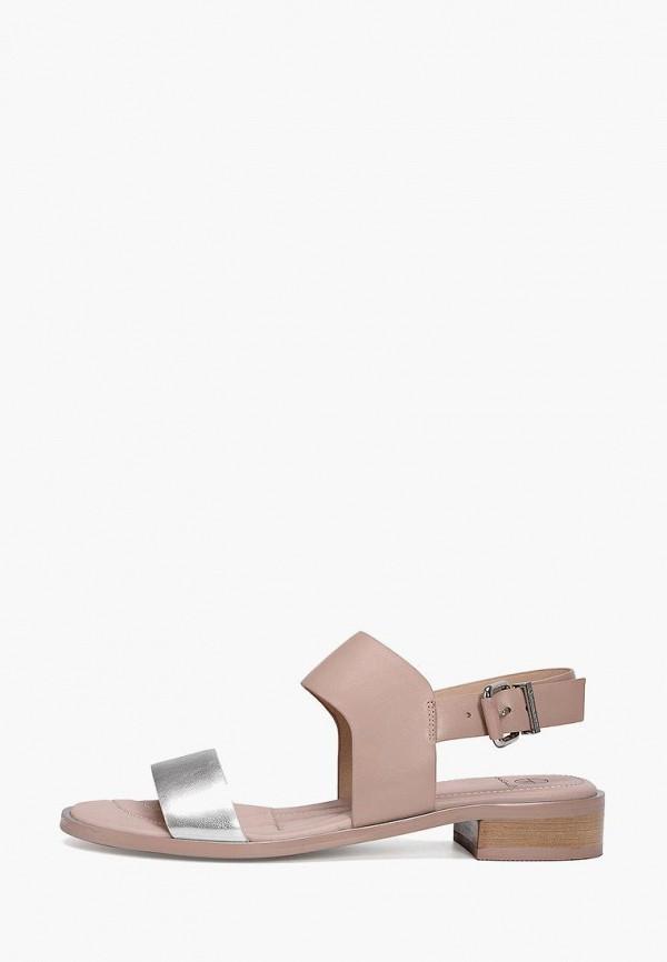 женские сандалии эконика, бежевые