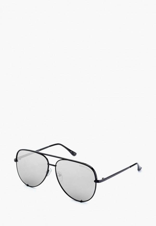 женские солнцезащитные очки alberto casiano, черные