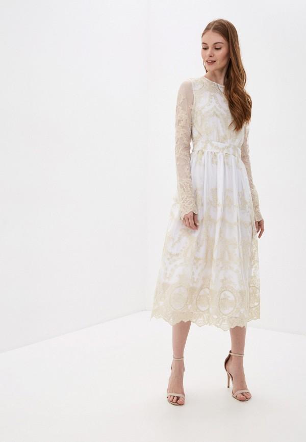 Платье Alisia Hit Alisia Hit  белый фото
