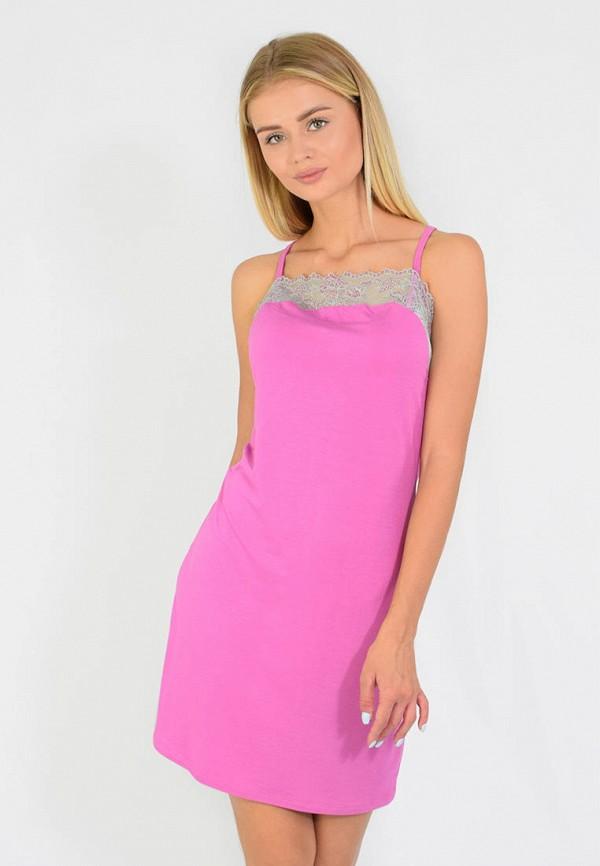 женские сорочка ночная n.el, розовые