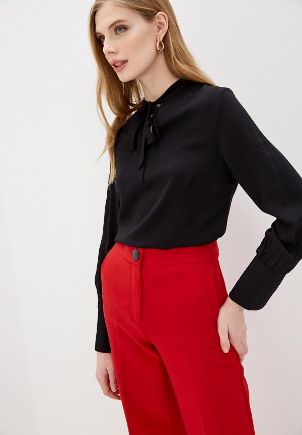 женская блузка mark formelle, черная