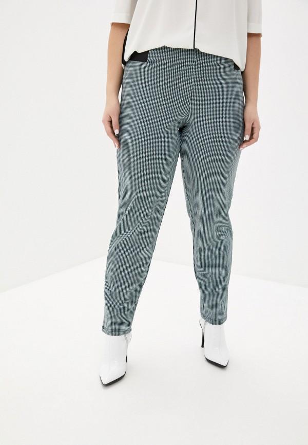 женские зауженные брюки артесса, бирюзовые