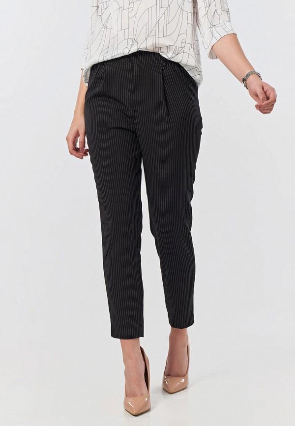 женские повседневные брюки fly, черные