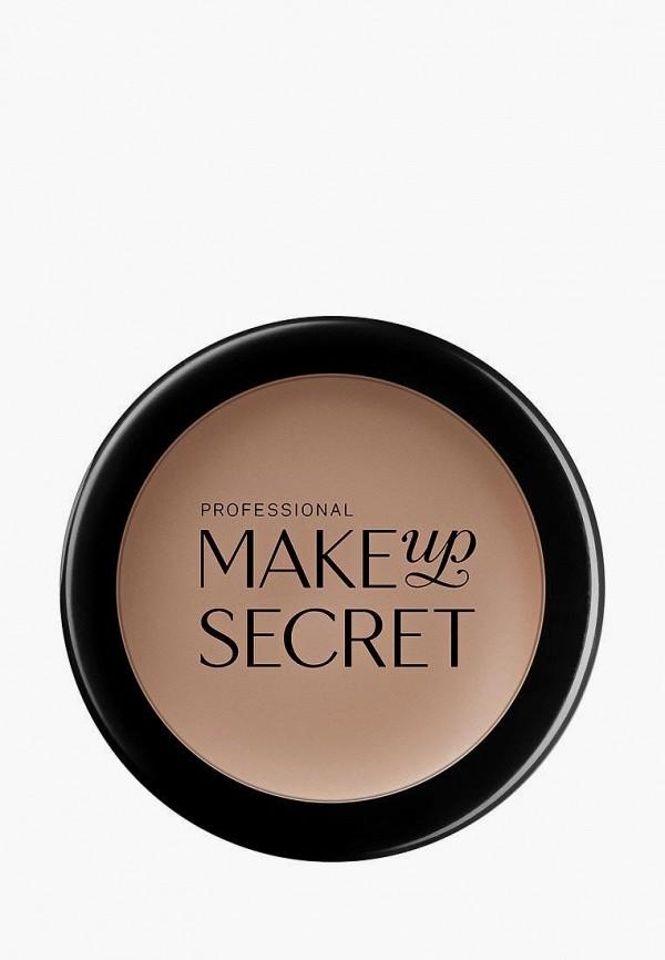 женский корректор make-up secret, коричневый