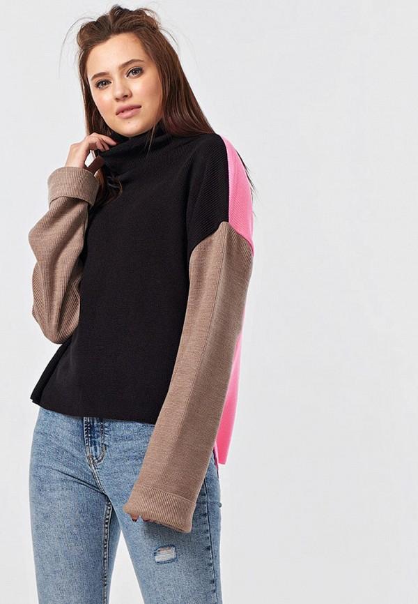 женский свитер fly, разноцветный