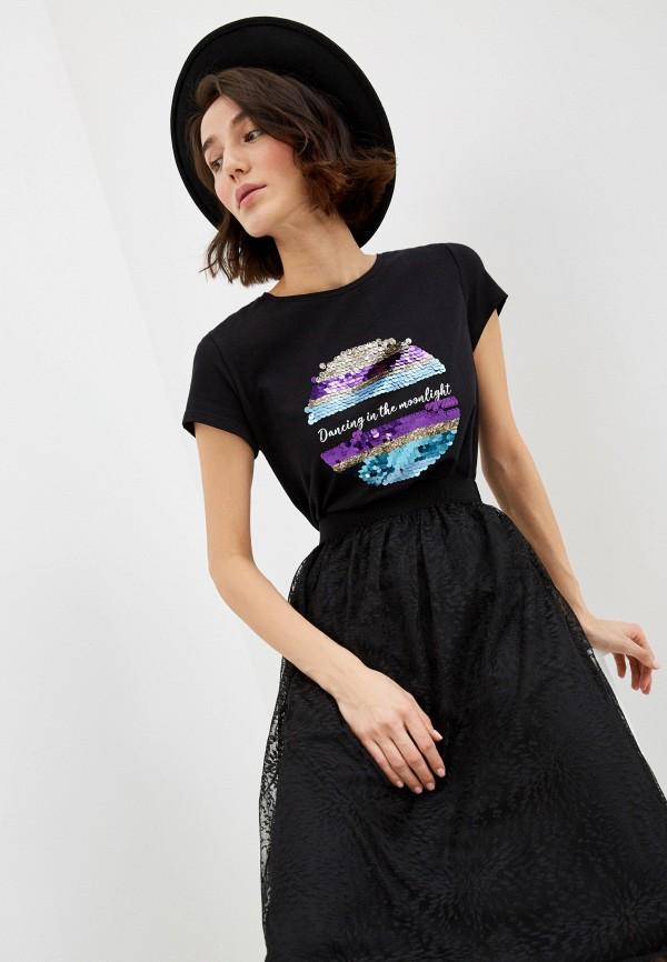 Футболка Concept Club Concept Club MP002XW0HW9L блузка женская concept club marion цвет черный 10200100221 100 размер l 48