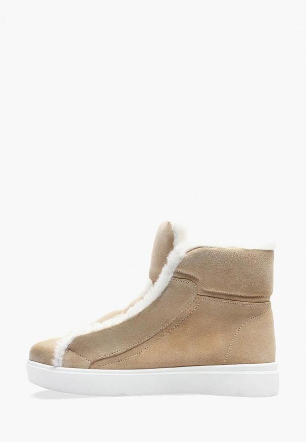 женские ботинки emmelie delage, бежевые