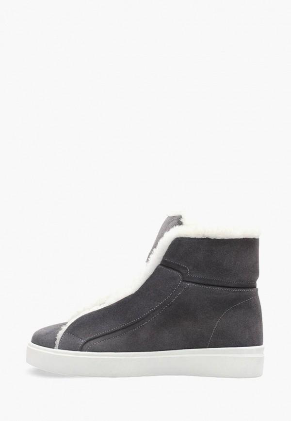 женские ботинки emmelie delage, серые