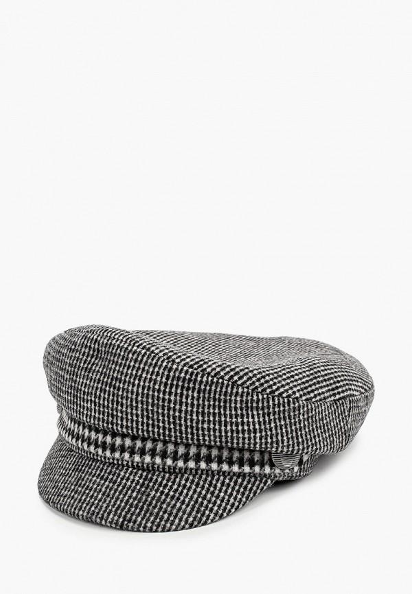 женская кепка сиринга, серая