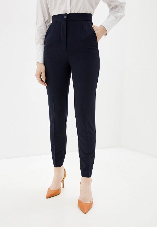 женские классические брюки cauris, синие