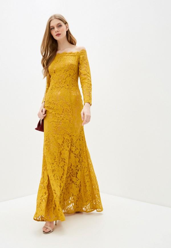 Платье Anika Kerimova Anika Kerimova  желтый фото