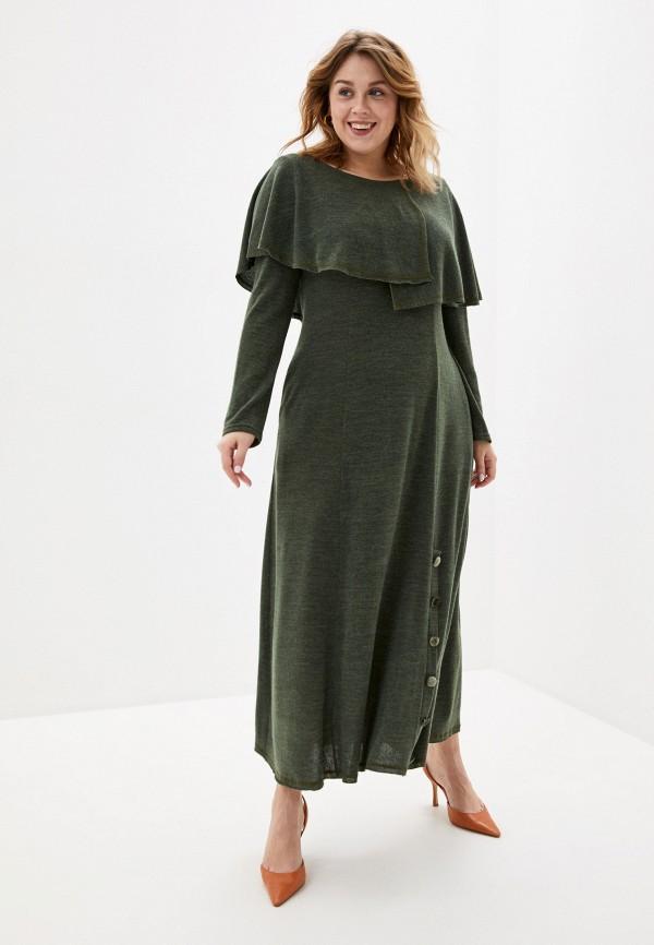 Платье Kata Binska Kata Binska MP002XW0HWZI повседневное длинное платье kata binska