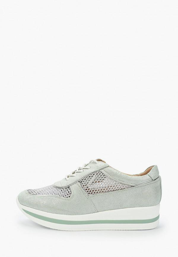 женские низкие кроссовки t.taccardi, бирюзовые