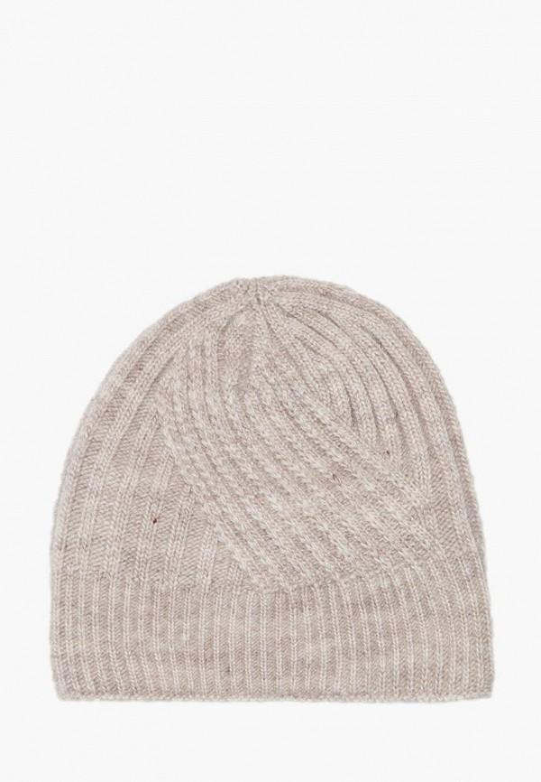 женская шапка nataclub, бежевая
