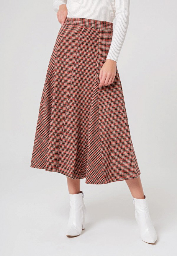 женская юбка bgn, разноцветная