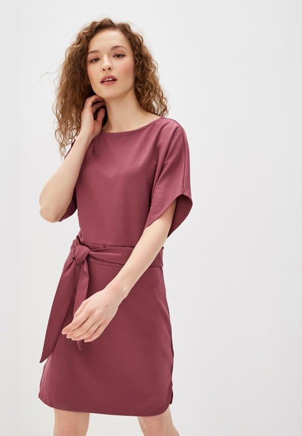 Фото - Женское платье Befree розового цвета