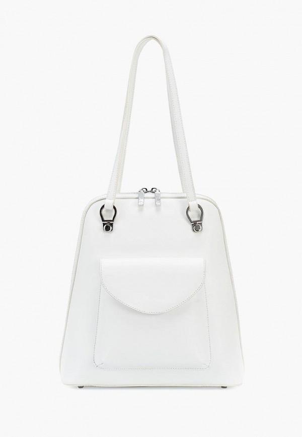 женский рюкзак эконика, белый