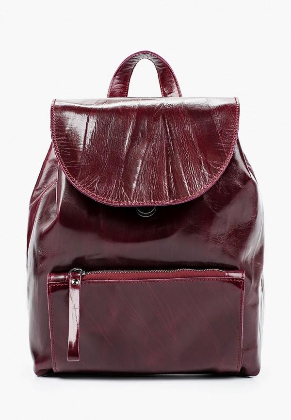 женский рюкзак alexander tsiselsky, бордовый