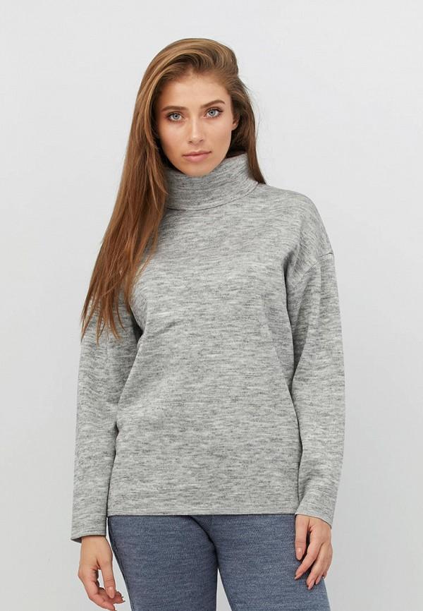 женский свитер прованс, серый