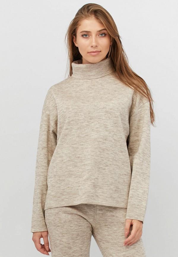 женский свитер прованс, бежевый