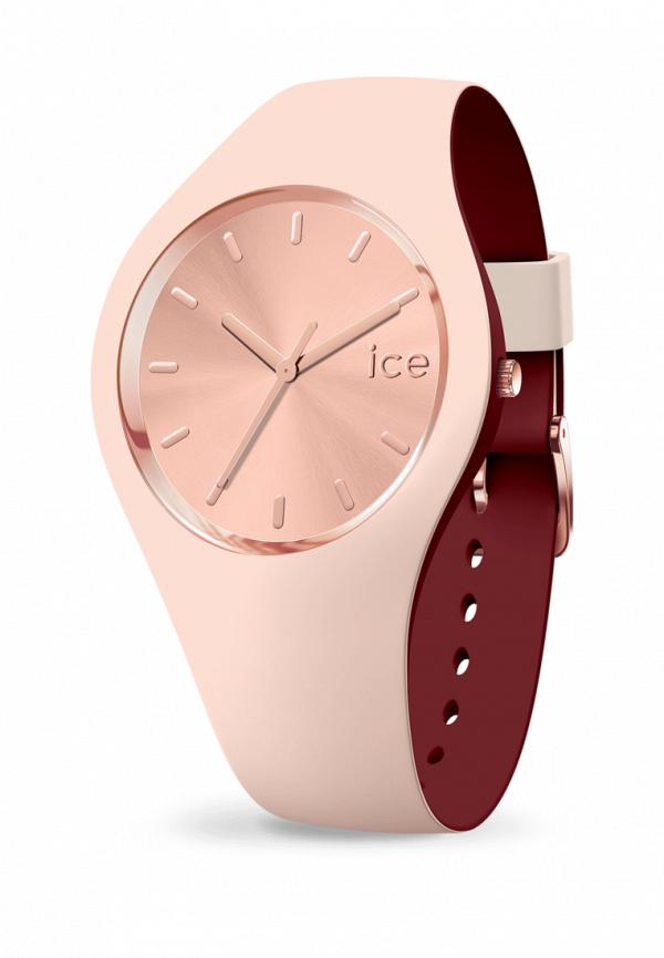 женские часы ice watch, бежевые