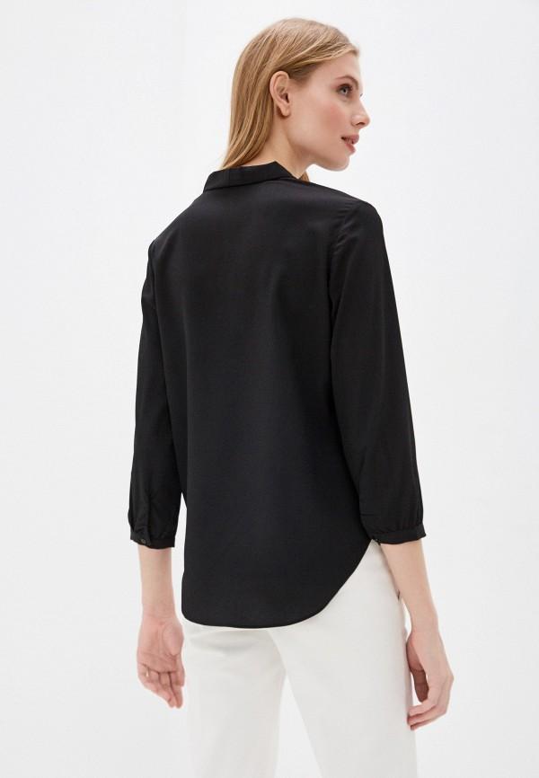 Фото 3 - Женскую блузку Befree черного цвета
