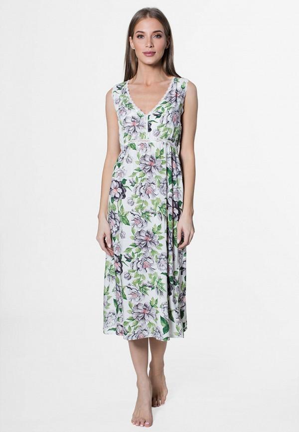 Платье домашнее Vienetta Vienetta MP002XW0HZOA платье домашнее vienetta s secret arizona цвет черный 809170 0000 размер l 48