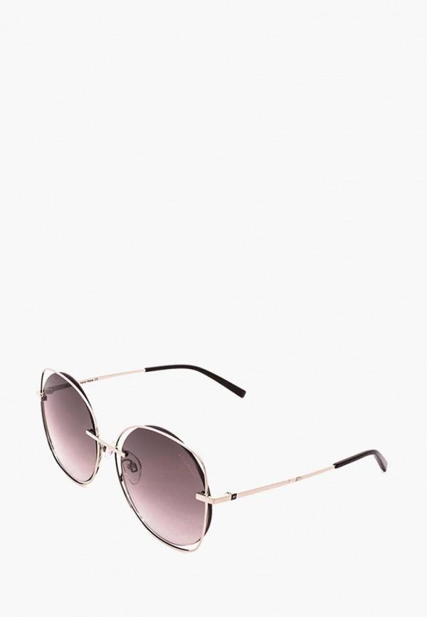 женские солнцезащитные очки ana hickmann, фиолетовые